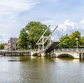 Bridge In Harlingen