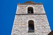 Mother Church of Pietragalla. Basilicata. Southern Italy.