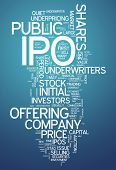 Word Cloud Ipo
