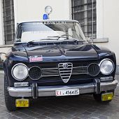 Alfetta Of Carabinieri