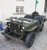 Armored Car For The Army
