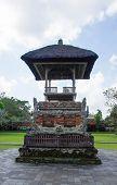 Temple Construction, Pura Taman Ayun