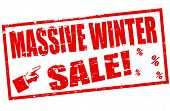 Massive Winter Sale