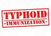 Typhoid Immunization