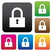 Lock Sign Icon