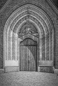 Hassleholm Kyrka Main Door