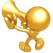 Mini Gold Guy