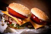 Juicy Cheeseburgers
