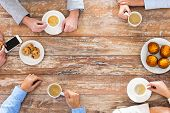 stock photo of lunch  - business - JPG