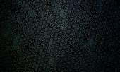 Dark hexagon pattern 2