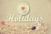 Cup And Word Holidays