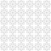 Abstract vector background Seamless floral texture