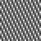 pic of monochromatic  - Seamless 3D checker pattern in greyscale  - JPG