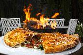 Pizza Caolzone