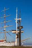 Three Masts