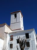 Spanish church, Capileira.