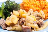 Pork And Sweet Potato