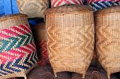 Handmade Product Of Bamboo