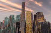 A futurisitc city