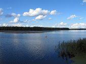 """White Coast"" Lake."