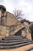 Stairway In The Park