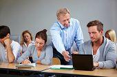 Teacher In University