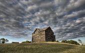 Abandoned Farmhouse Saskatchewan Canada