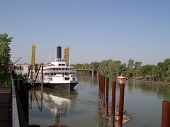 Steamboat In Sacramento