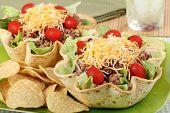 Two Taco Salads