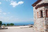 Plaoshnik, Ohrid, Ohrid Lake, Macedonia