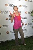 LOS ANGELES, CA - JUN 3: Sharon Stone at the 23rd Annual 'A Time for Heroes' Celebrity Picnic Benefi