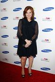 NEW YORK-JUNE 4: TV personality Caroline Manzo attends Samsung's Annual Hope for Children gala at th