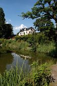 Lakeside Property At Rowen Near Conwy