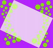 Purple Dots Iii