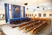 Independence Hall where is The Israeli Declaration of Independence was made on 14 May 1948, was the Tel Aviv Museum.