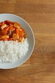 Chinese Chicken Sweet and Sour