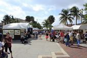 Craft Festival, Lauderdale By The Sea, Florida