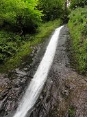 Rural Waterfall