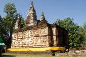 Historic Wat Chet Yot