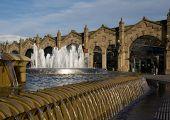 Fountain & Sheffield Station