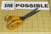 Making Impossible Possible Paper Scissors