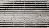 Gray Uncolored Wooden Wall Texture