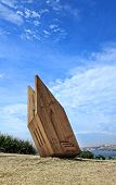 Sculpture By The Sea Exhibit At Bondi