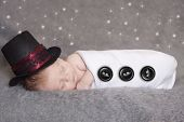 Frosty The Newborn Snowman