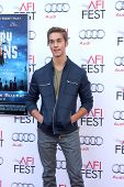 LOS ANGELES - NOV 9:  Austin North at the AFI FEST