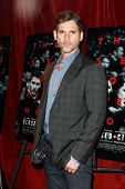 NEW YORK-AUG 19: Actor Eric Bana attends the 'Closed Circuit' screening at the Tribeca Grand Hotel o