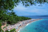 Sunbathing At The Most Famous Beach In Croatia
