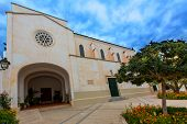 Menorca Ciutadella Monestir de Santa Clara monastery at Balearic islands