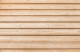 image of uncolored  - Uncolored yellow wooden wall closeup background texture - JPG