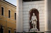 Statue of Gioacchino Rossini